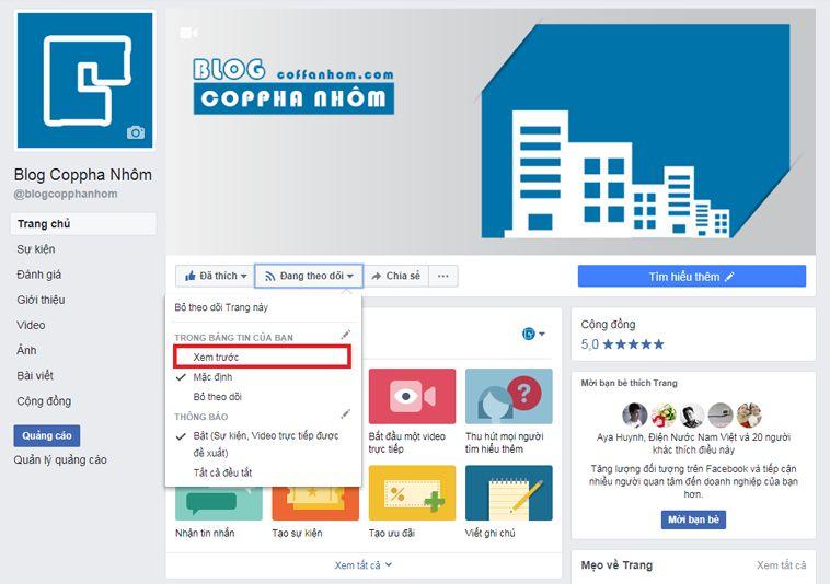 Hướng dẫn đăng ký nhận tin Blog Coppha Nhôm 1