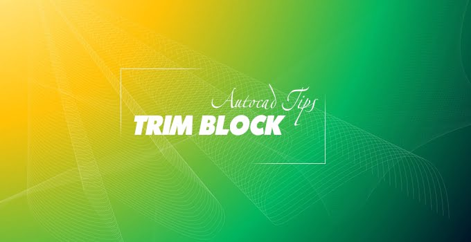 trim-block-autocad